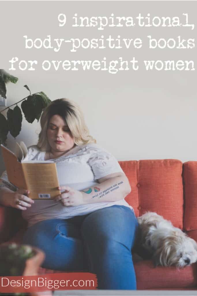 inspirational body positive books with fat heroines