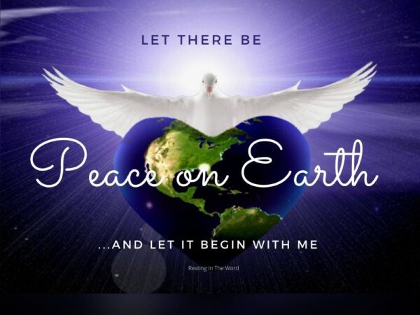Love thy Neighbor, become Peace on Earth.