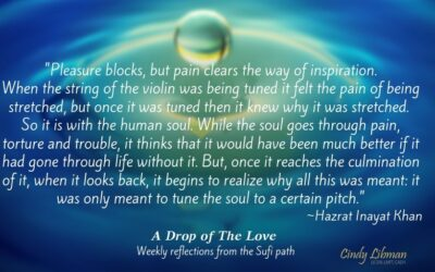 Pain Clears Way for Inspiration