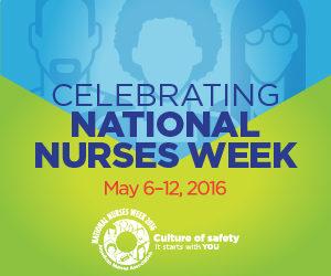 2016 National Nurses Week