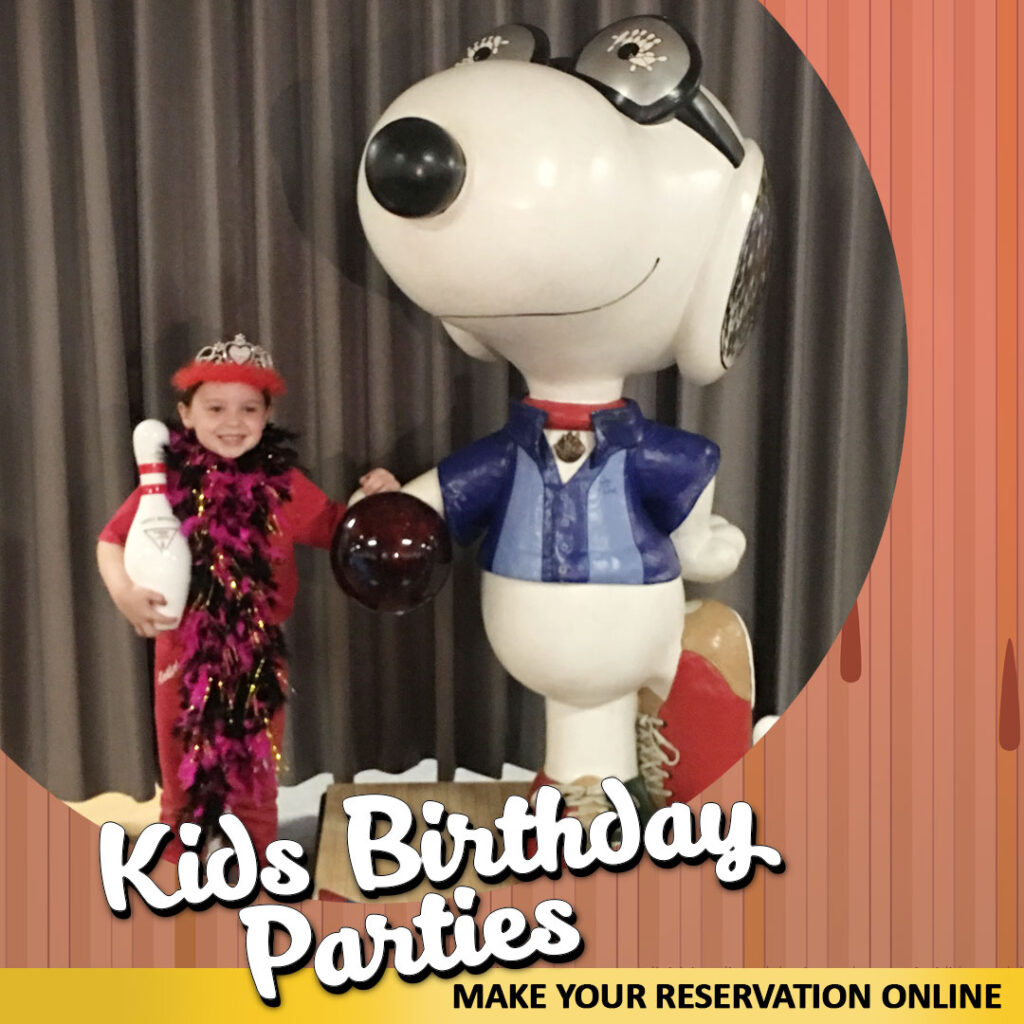 Kids' Birthday Party Reservations