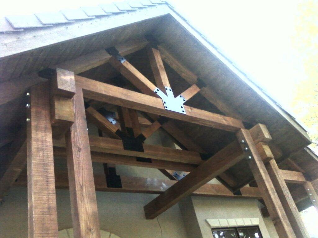 Timber Truss