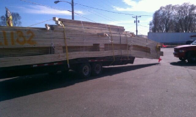 truss delivery