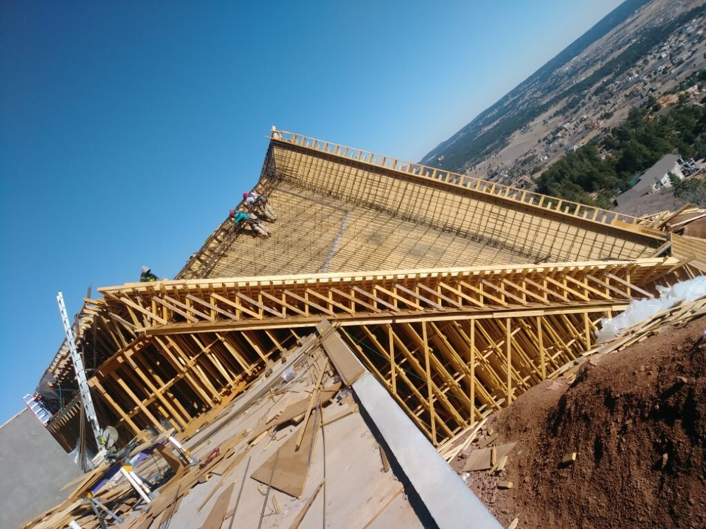 Structural Trusses come in many shapes and sizes
