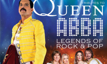Queen & ABBA: Legends of Rock & Pop