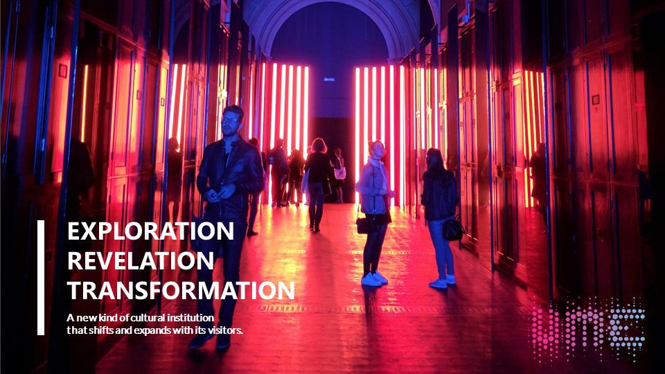 Exploration Revelation Transformation