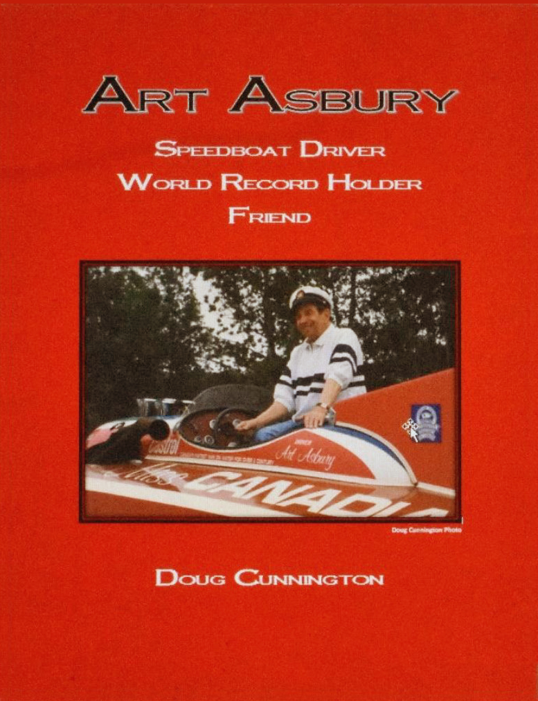 The Life of Art Asbury by Doug Cunnington