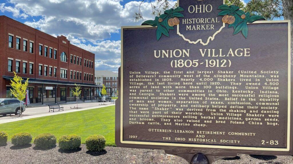 Union Village near Lebanon, Ohio, Location of Homearama 2021