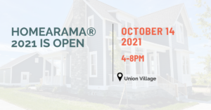 Read more about the article Homearama® 2021 is Open On October 14