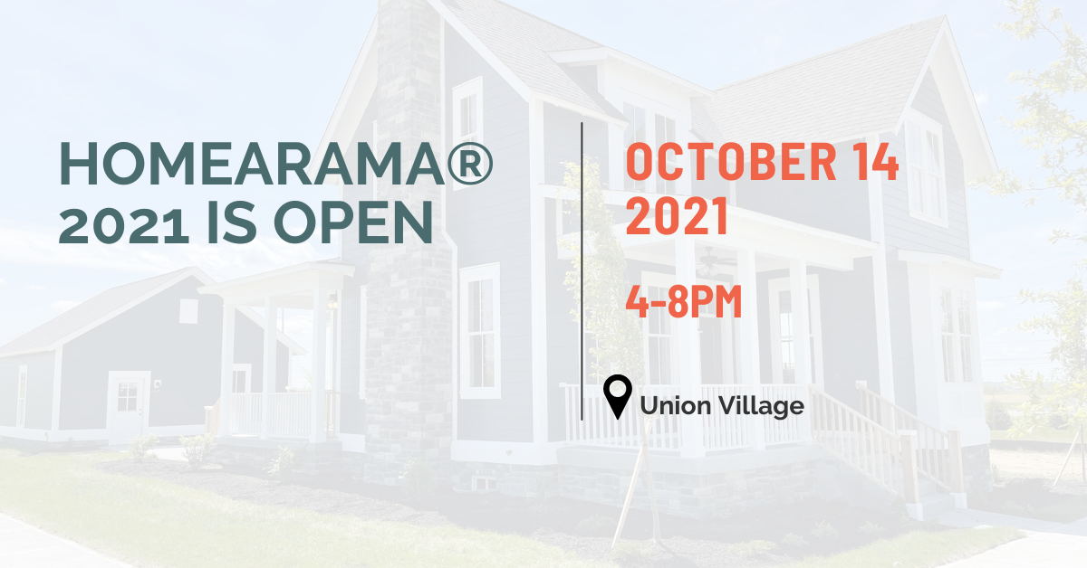 You are currently viewing Homearama® 2021 is Open On October 14