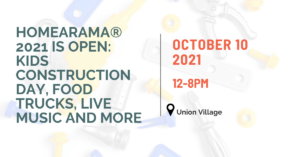 Read more about the article Homearama® 2021 is Open On October 10