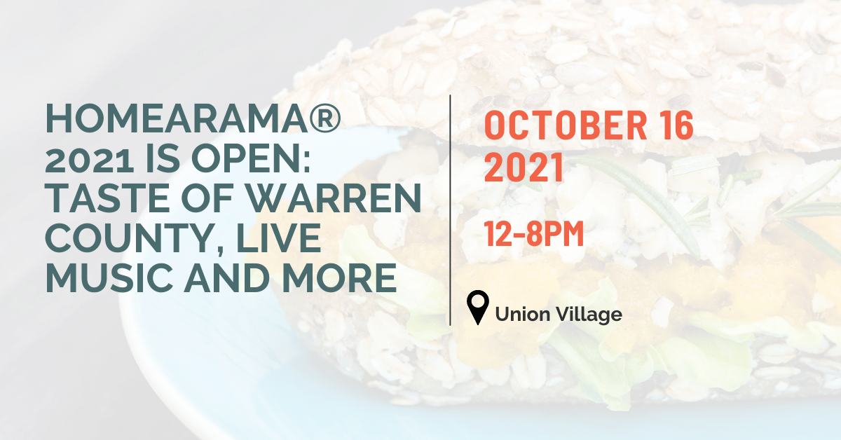 You are currently viewing Homearama® 2021 Taste of Warren County is October 16