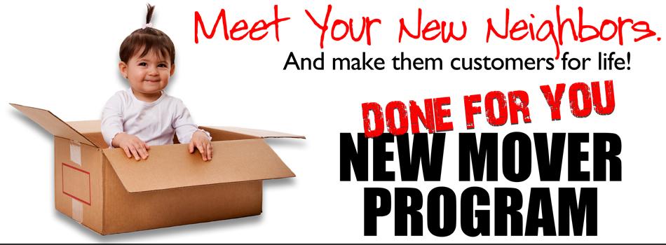 New Movers Program
