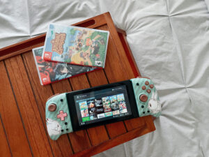 Nintendo Switch library