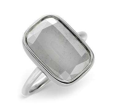 A Contemporary Diamond Ring