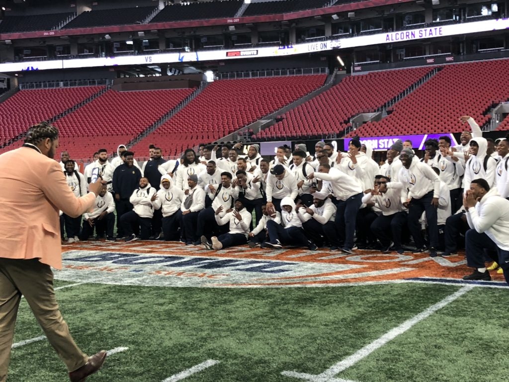 3-Peat-North Carolina  A&T win third Celebration Bowl against Alcorn State