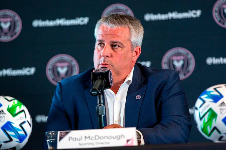 Atlanta United hires Paul McDonough as VP of Soccer Operations