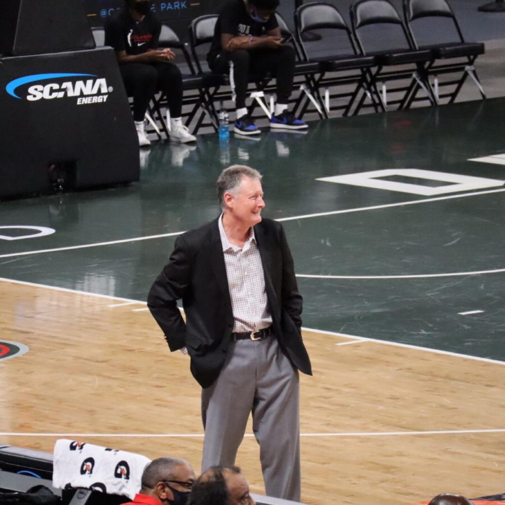 Petersen Steps Down from Atlanta Dream Head Coaching Role