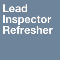 Lead Training Courses-Lead paint inspector refresher training