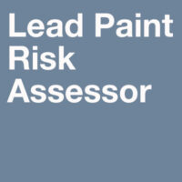 Lead Training Courses-Lead Risk Assessor Training
