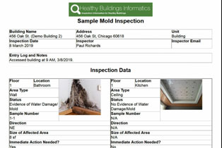 Expert Inspection Services performed by experienced PHS inspectors in school, government and commercial buildings for asbestos, lead, mold.