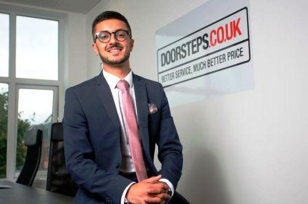 Britain's youngest millionaire's an Asian!
