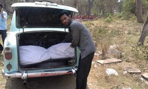 Mysore's 'Body Miyan' puts corpses to rest!