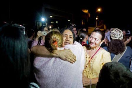 Christmas freedom for Venezuela detainees