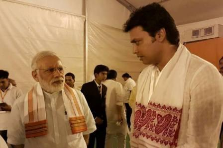 Will PM Modi muzzle CM Motor-Mouth?