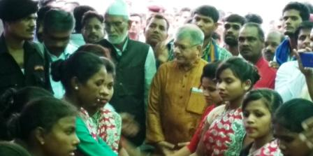 'Save Reservations , Save Country' rally at Patna