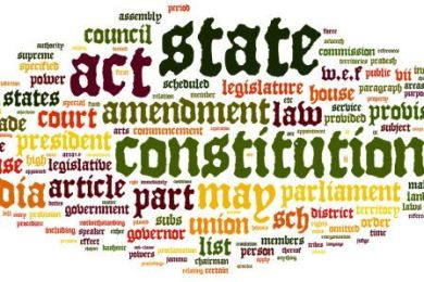 Is the Indian Constitution being pulled apart, section by section?