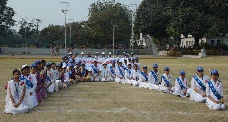 पटना विमेंस कॉलेज ने मनाया विश्व एड्स दिवस