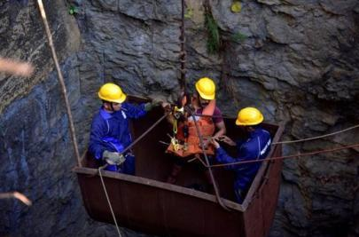 Almost 4 months on, search continues in flooded Meghalaya mine
