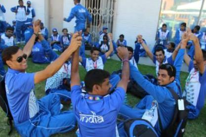 Special Olympians make India Proud