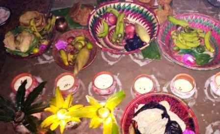 Bihar  Moon- festival Chaurachan