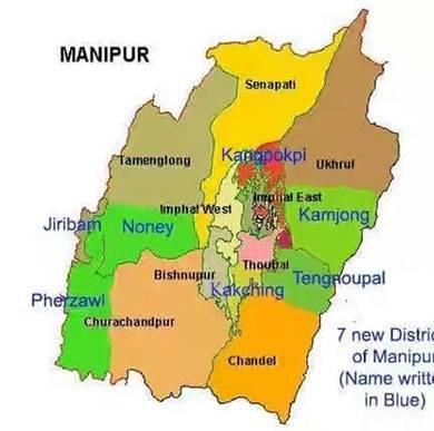 Manipur sacks 82 officers