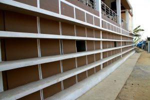 Aizawl's multi-storey Cemetery solves Grave Shortage
