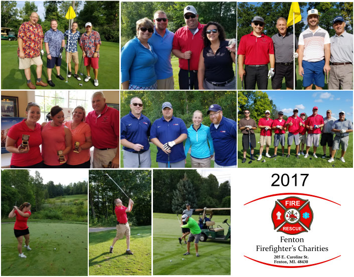 Fenton Fire Charity Golf Outing_2017
