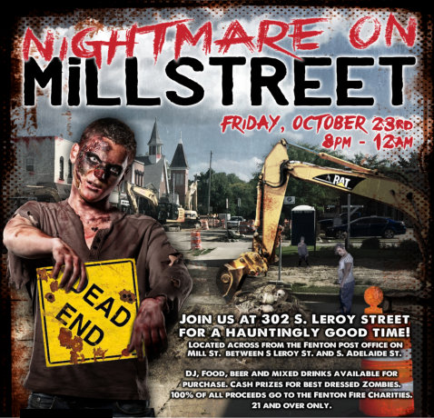 Nightmare on Mill Street 15