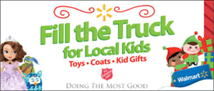 Fill the Truck for Local Kids