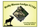 Holly Michigan Moose Lodge 1168/WOTM