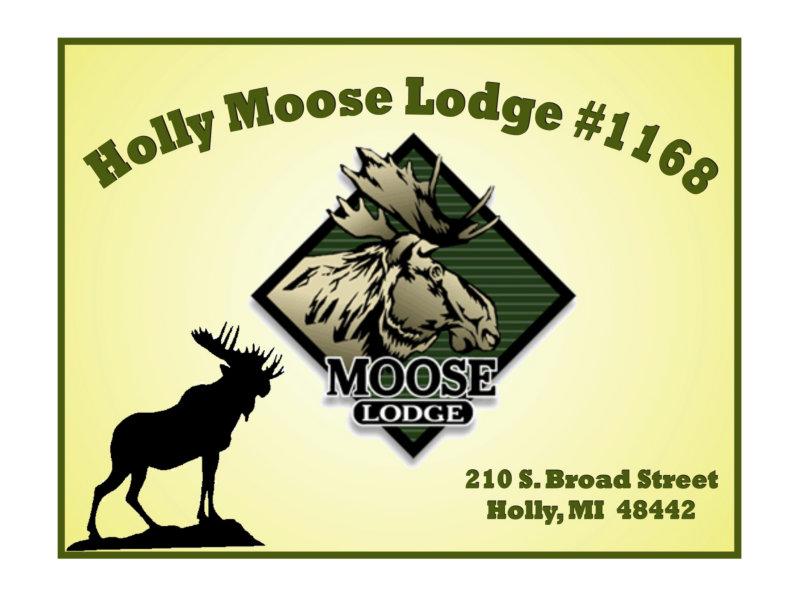 Holly Michigan Moose Lodge 1168/WOTM