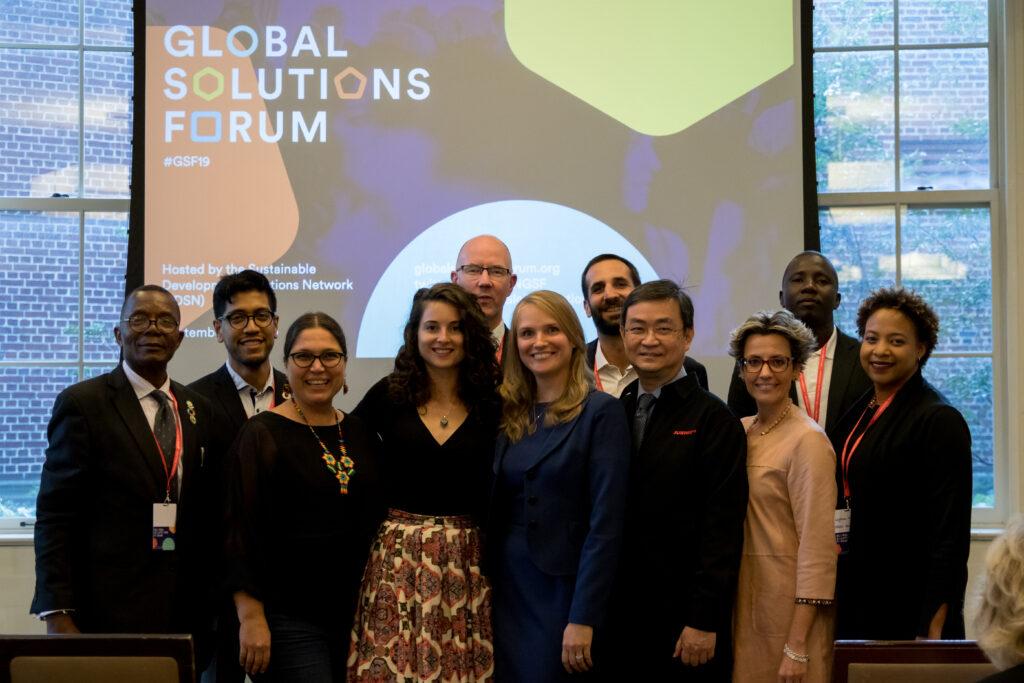 Lançamento da 2ª edição do Prêmio SDSN Amazônia & e participação do vencedor, AMPA (Peru), no Global Solutions Forum representando a SDSN Amazônia.