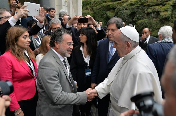 Papa Francisco reflexiona se viene a Amazonía y demuestra estar preocupado por la destrucción de la