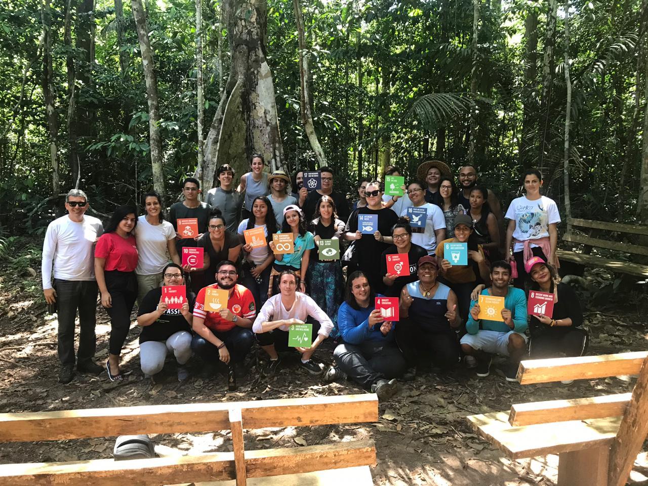Rede da ONU para o Desenvolvimento Sustentável abre vagas para voluntários na Amazônia
