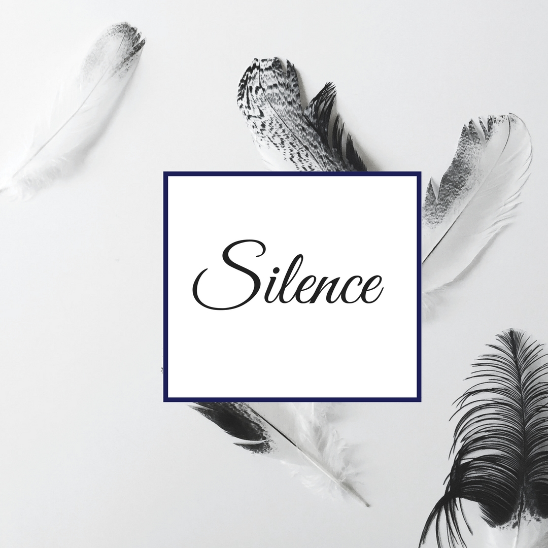Social media: why silence can be golden