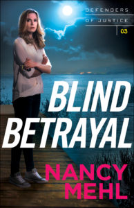 mystery, suspense, christian, Blind Betrayal Book Review