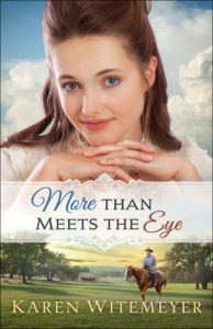 More Than Meets The Eye Cover