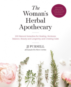 Herbal, Woman, Apothecary, reference, book review, JJ Pursell, Quarto Publishing Group – Fair Winds Press