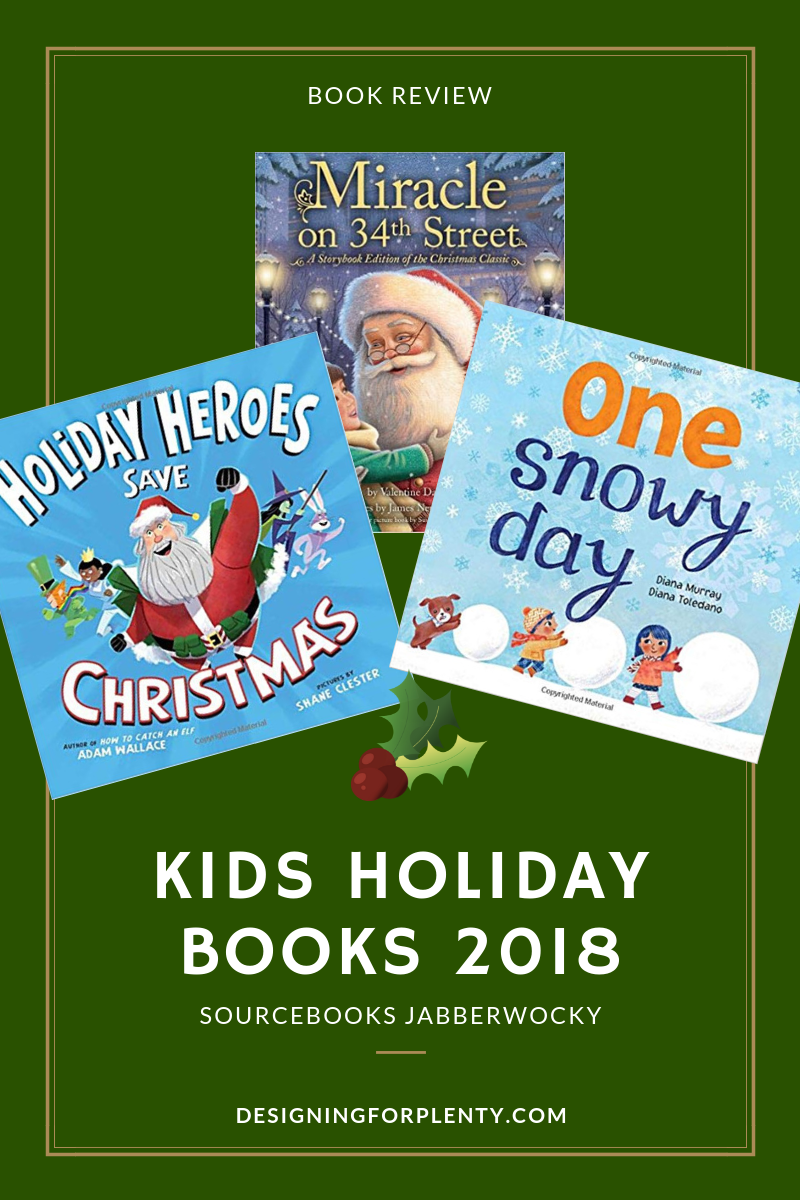 Kids Holiday Book 2018, book review, 2018 holiday, 2018 Christmas, christmas stories,